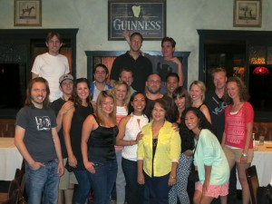 Going Away Party - Dana Point
