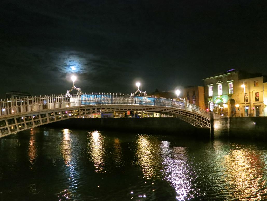Delightful Dublin, Ireland