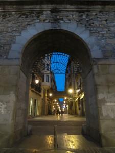 Parte Vieja gate
