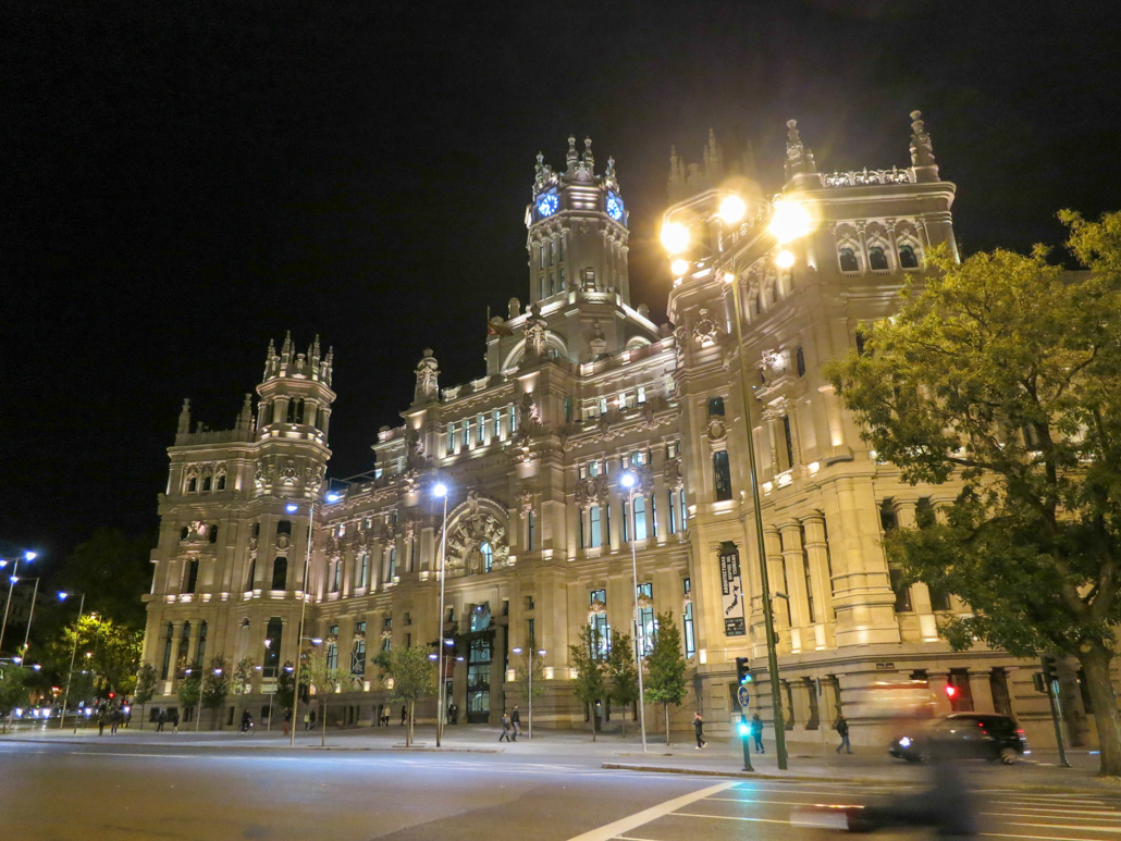 Returning Home to Madrid